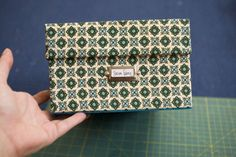 Another box - fabric covered option