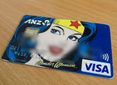 anz how to put money on to creadit acc