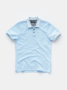 polo t-shirt lightblue b1b252a367d96