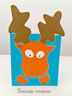 Fantaisie Creations: Christmas card