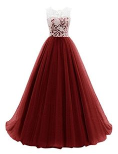 Dresstells Women's Long Tulle Ball Gowns Wedding Dress Evening Formal Party Maxi Dress Burgundy Size 22W Dresstells http://www.amazon.co.uk/dp/B00R7J7N8O/ref=cm_sw_r_pi_dp_40iGwb1H1Y3GS