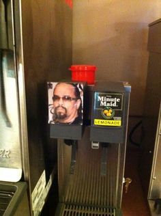 "While this isn't actually a recipe...we couldn't help but share it!  ""iced tea, ice t, tomato tomahto."""