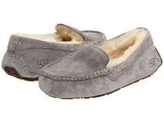 UGG Ansley (Dislike Uggs but would willingly take ANY color of these lovely and very comfy looking slippers!)