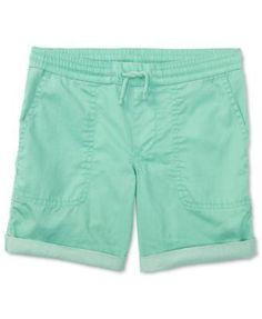 Ralph Lauren Lightweight Twill Cotton Shorts, Toddler & Little Boys (2T-7) - Offshore Green 2/2T
