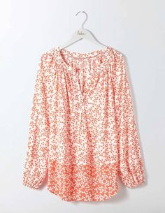 bbe397823e1 Boden Maya Top Orange Size UK 6 rrp 65 DH089 QQ 04  fashion  clothing