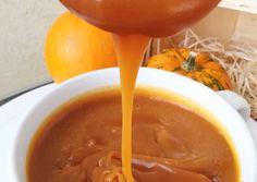 A tökéletes karamellszósz | Ninnaska Ízvilág receptje - Cookpad receptek Fondant, Cooking Recipes, Sweets, Snacks, Cake, Tableware, Ethnic Recipes, Food, Pesto