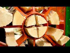 Holzspalter Extrem 80T.Druck #2 - YouTube