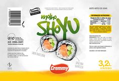 Food service, sauces (Cremmy) on Behance