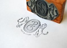 A unique collection of well designed ex-librīs (bookplates) by Hungarian Halisten Studio. After the release of a first ex-librīs collection, the creative t