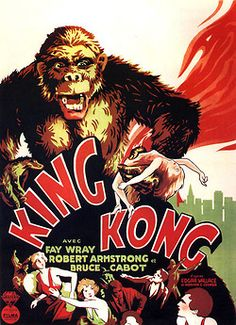 The Mighty Kong.