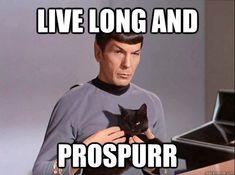 Pix For > Spock Meme