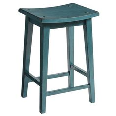 Lawson Backless Counterstool - Teal