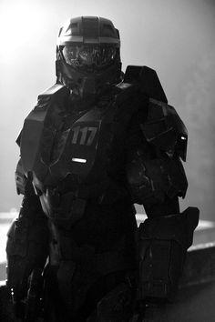 "Spartan 117 aka ""Master Chief"" Cosplay.. Love Halo!"