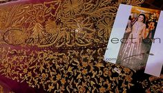 Maria B Bridal, Catwalk Collection, Wedding Moments, Modern Fashion, Pakistani, Hot Pink, Pure Products, Embroidery, Handmade