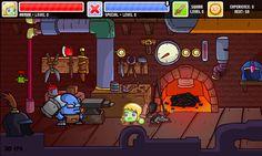 Super Chibi Knight (action rpg platformer) http://steamcommunity.com/sharedfiles/filedetails/?id=152710075