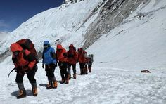 Discovery to premiere 'Everest: Indian Army Women's Expedition'--great women