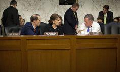 MEMORANDUM FOR: Sen. Dianne Feinstein, Vice Chairman,Senate Select…