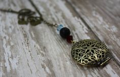 Essential Oil Diffuser Necklace- Aromatherapy Necklace- Mother Diffuser Necklace- Birds on a Branch- Birthstone Necklace- Lava Bead Diffuser- Lava Stone Diffuser  Would you love to have your favorite essential oils diffusing right under your nose? My essential oil diffuser necklaces allow you to have just that, and have a stylish statement piece at the same time! A lariat style mother necklace with birds on a branch, draping down to two delicate swarovski beads with a lava bead diffuser…