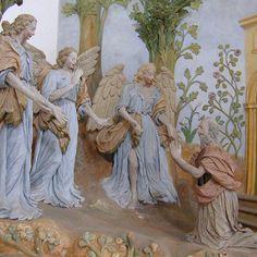 Sacro Monte di Ghiffa (Vb)   Scopri di più nella sezione Architetture del portale #cittaecattedrali