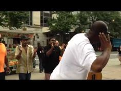 """""""Stand By Me"""" by Acapella Soul - YouTube...Are you kidding me??? They are awesome...streets of NYC..."""