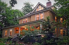 Asheville Seasons Bed and Breakfast - Asheville, North Carolina