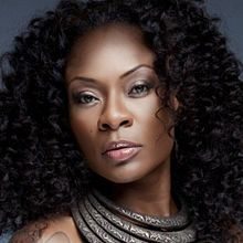 Jully Black...Canadian R & B singer and songwriter