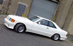 Mercedes-Benz 500 SGS Gullwing для шейхов из 80-х