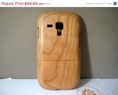 ON SALE Samsung Galaxy S3 Mini   wooden cases by CreativeUseofTech, $31.50 #Samsung #S3mini #Galaxy S3 mini #wooden case #s3 mini case #wooden case S3 #wood #lasercut #s3minicase