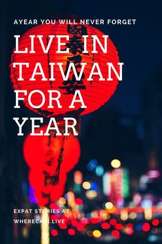 Our expat story today comes from @completelychels, a Canadian who moves to Taipei, Taiwan for a year.  From food, through to work and the incredibly friendly people Chelsea helps us get a real idea of life in Taiwan.  #liveabroad #moveabroad #overseas #li