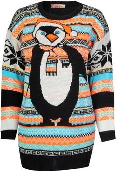 Women Long Sleeve Christmas Sweater Inspiration for my Ugly Sweater Hot Cocoa project.