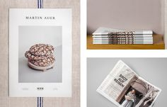 Martin Auer is a man on a mission. To make the impossible possible. And all while baking the best breads in town. In the new Martin Auer Magazine, his philosophy of giving the bread its soul back should be clearly visible; in a medium that would raisethe…