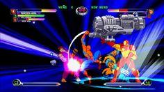 Marvel vs Street Fighter