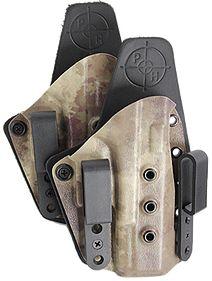 Precision Holsters - Custom, Inside, outside waistband, Kydex hybrid | Store