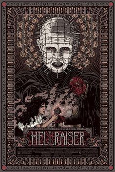 Hellraiser by Florian Bertmer