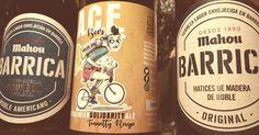 Por fin es viernes gente!! Esta semana hemos recibido un par de cervezas nuevas y con muy buena pinta las #mahouBarrica además de nuestra favo la ACE y sus 35 ibus  Mas info: http://ift.tt/2A2JMzX