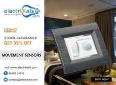 #Sensor – Buy #Cona Movement Sensor #Electrikals #OnlineShopping #ConaMovementSensor #Cona9526statusmodularSeries