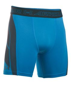 Brilliant Blue HeatGear® Armour CoolSwitch Supervent Shorts