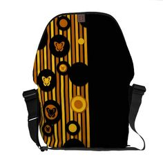 Designer rickshaw bag courier bag