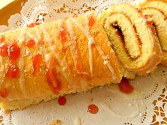 Elegant Yet Easy Swiss Roll Cake