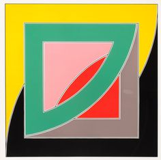 Frank Stella | Referemdum '70 (1970), Available for Sale | Artsy