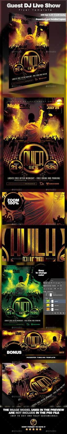 Showdown Flyer Template #Explosions #Fence #Fight • Available Here