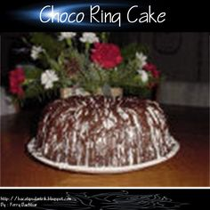 Choco Ring Cake