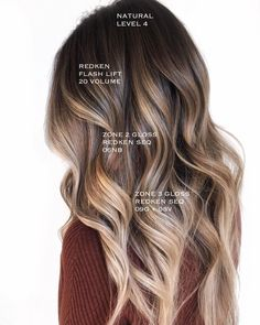 popular brunette balayage hair color ideas 25 ~ my.me popular brunette balayage hair co. Balayage Hair Blonde, Brown Blonde Hair, Light Brown Hair, Brown Hair With Balayage, Medium Blonde, Hair Medium, Light Blonde, Light Hair, Black Hair