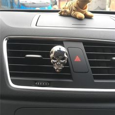 Automobiles & Motorcycles Air Freshener Car Air Freshener Cute Vent Perfume Clip For Alloy Lady Automobile Interior Fox Doll Fragrance Smell Diffuser Accessories Gift Fine Workmanship