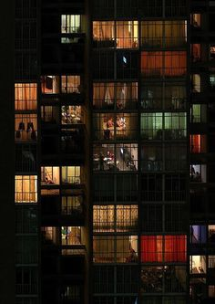 Night apartments - great inspiration for my book of dark erotic short stories, C.-Night apartments – great inspiration for my book of dark erotic short stories, Can You See Me?: Erotic tales of voyeurism. Read more about the book here: viewBook. Night Photography, Street Photography, Art Photography, Building Photography, Photography Wallpapers, Photography Composition, Neon Licht, Portrait Studio, Cultural Architecture