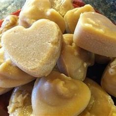 Pure Maple Candy Mom loves maple nut goodies and this sounds like it might be a good imitation!