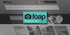 Make money with your iPhone pictures using the  foap app!