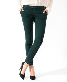 Life In Progress™ Tab Waist Skinny Jeans