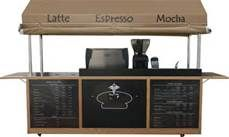 1000 images about kiosk milk coffee on pinterest for Coffee cart design