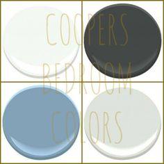 MONDAY MAKEOVER – COOPER'S WHITE COLLAR BEDROOM